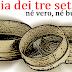 La storia dei tre setacci