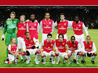 Arsenal team wallpaper