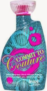 Devoted Creations Commit To Couture™ Black Silicone Bronzer