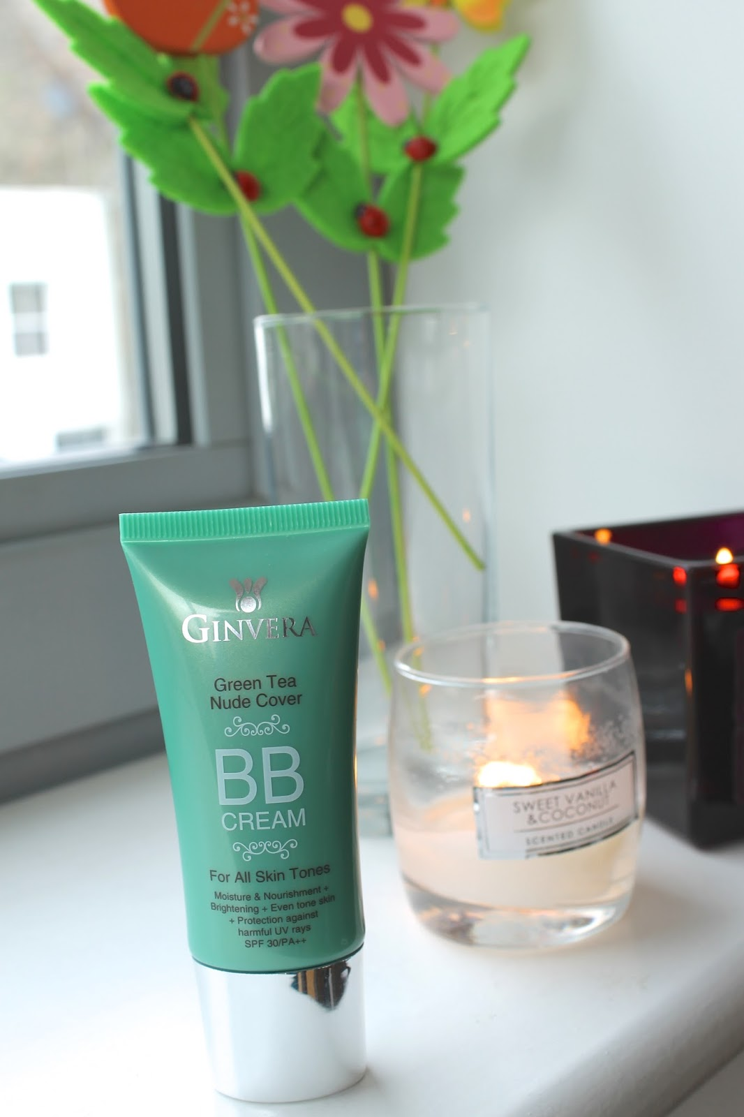 Ginvera BB Cream bec boop blog review