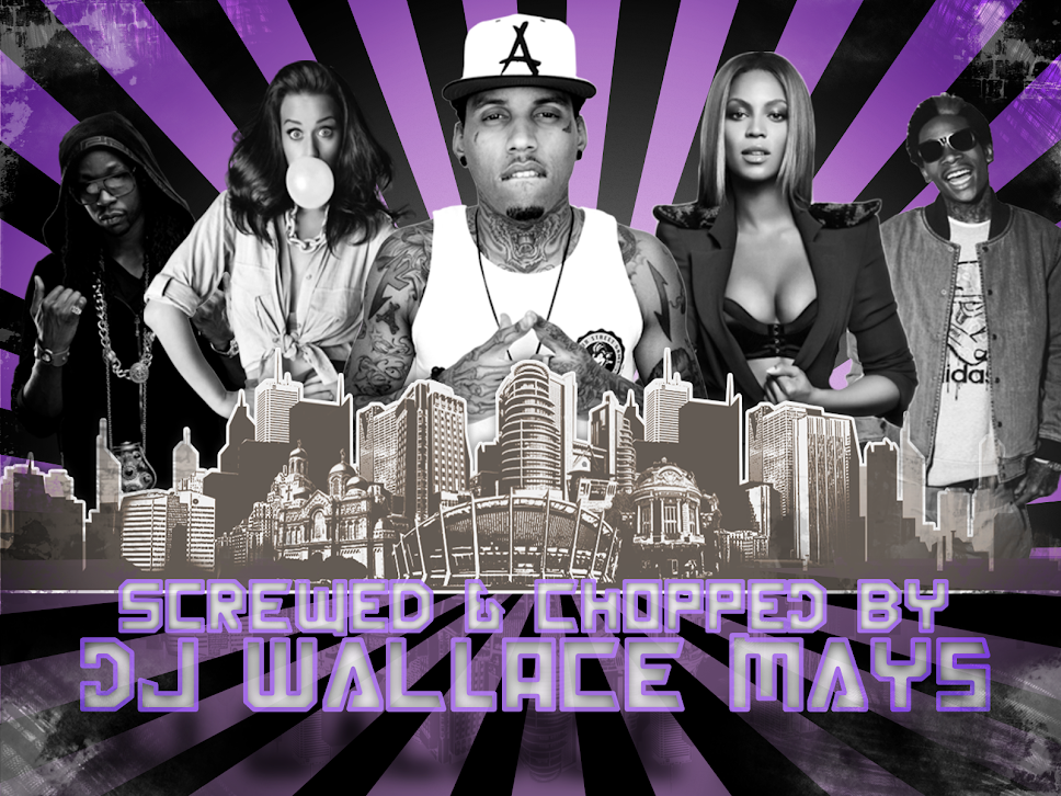 Screwed & Chopped by DJ Wallace Mays