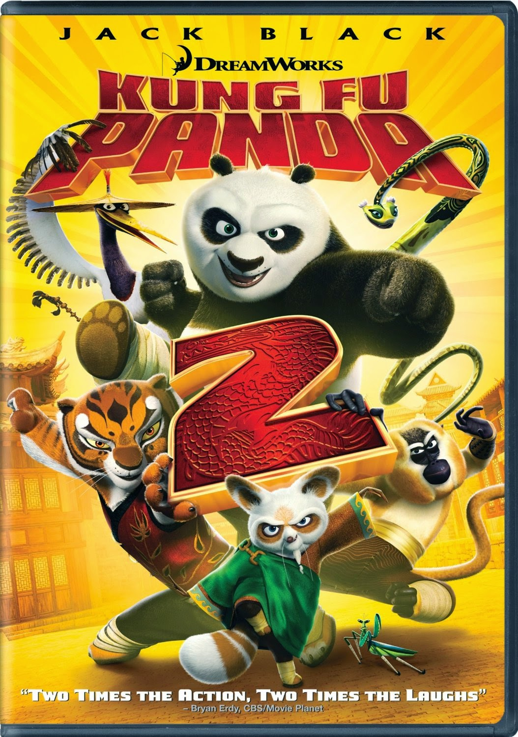 Kung Fu Panda 2 animatedfilmreviews.filminspector.com