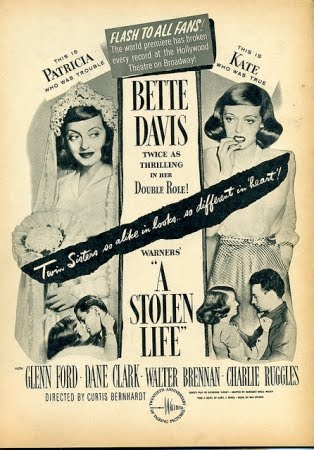 A Stolen Life (1946 film) Classic Movie Ramblings A Stolen Life 1946