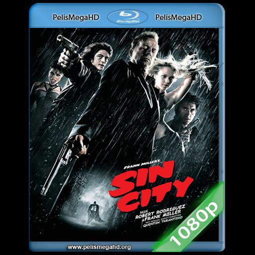 SIN CITY [EXTENDED] (2005) FULL 1080P HD MKV ESPAÑOL LATINO