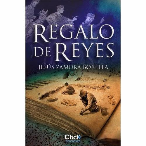 """REGALO DE REYES"", mi novela"