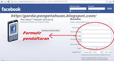 Cara Mendaftar di Facebook dengan Cepat dan Mudah