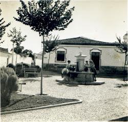 Largo da Corredoura  anos 50