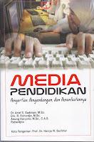 toko buku rahma: buku MEDIA PENDIDIKAN Pengertian, Pengembangan dan Pemanfaatannya, pengarang arief s sadiman, penerbit rajawali pers