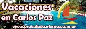 Alquiler Villa Carlos Paz Verano 2015