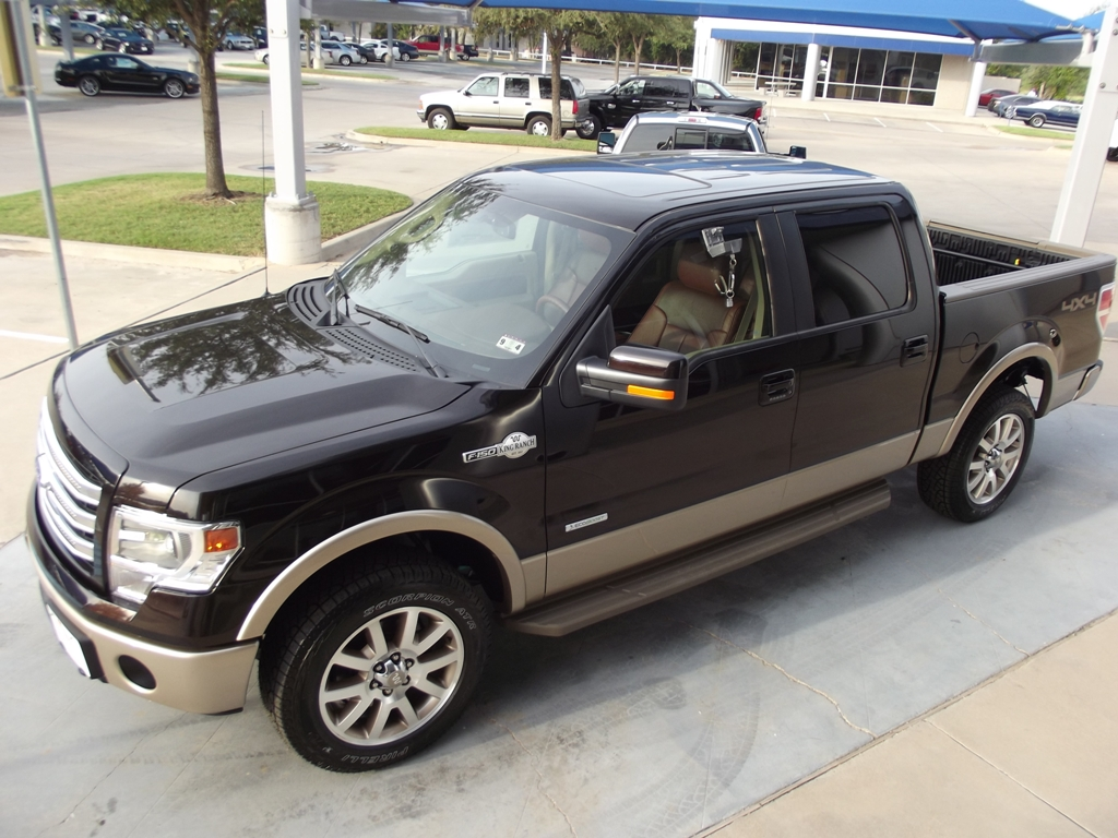 In stock 2013 ford f150 king ranch supercrew 4x4 3 5l ecoboost