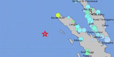 Gempa aceh 2012 -resiko gempa