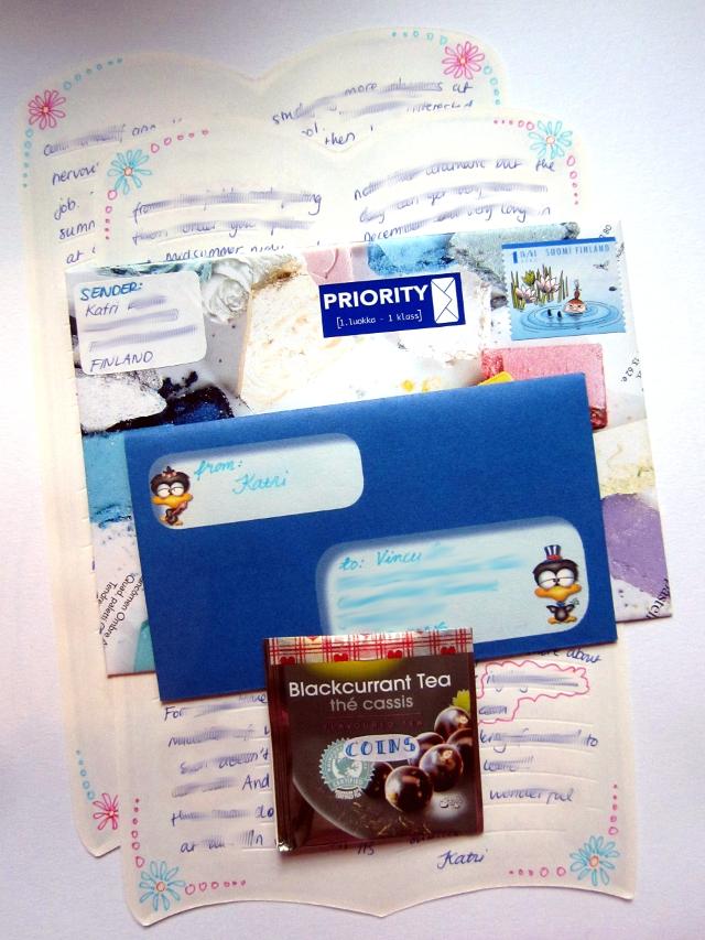 penguin letter