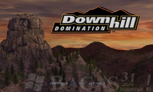 Downhill Domination PS2 Full Emulator 2