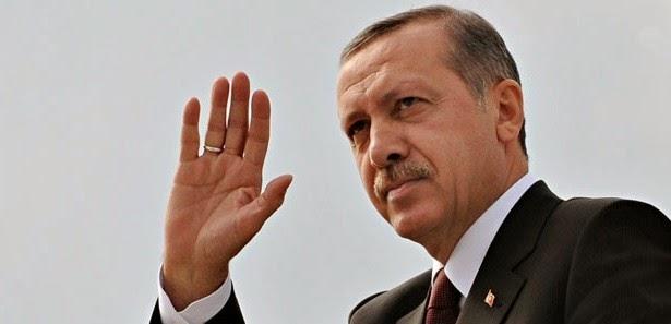 Türkiye'nin 12. Cumhurbaşkanı Recep Tayyip Erdoğan!