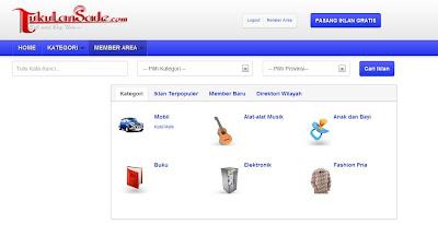 TukuLanSade.com - Situs Jual Beli terbaru