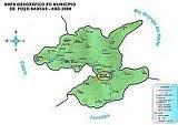 Mapa de Poço Dantas