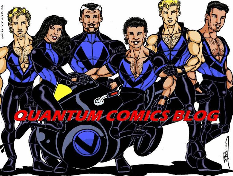 QUANTUM COMICS BLOG
