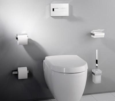 Huis interieur - Spiegel wc ontwerp ...