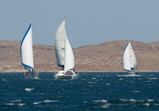 Our First Race, LA Bay 09/2010