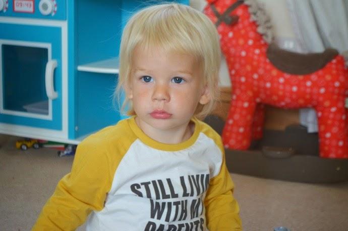 18 months, 18 month development, gorgeous blonde baby