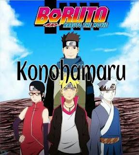 Image Result For Jalan Cerita Boruto The Movie