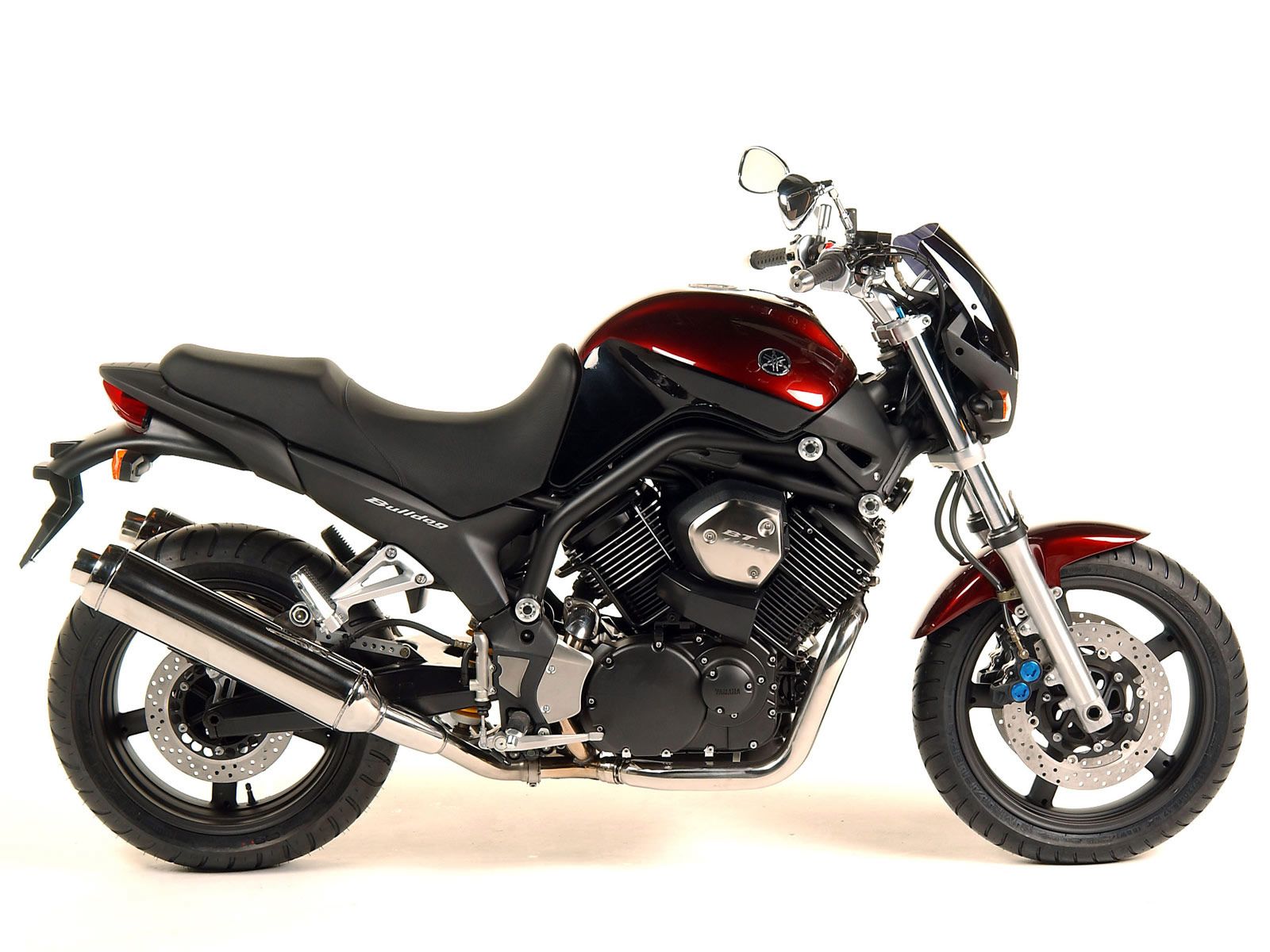 2005 yamaha bt1100 bulldog pictures review specifications. Black Bedroom Furniture Sets. Home Design Ideas