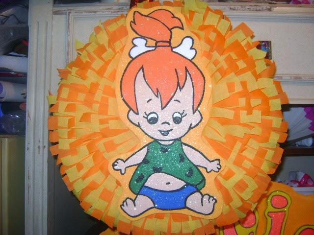 Piñatas Picapiedras