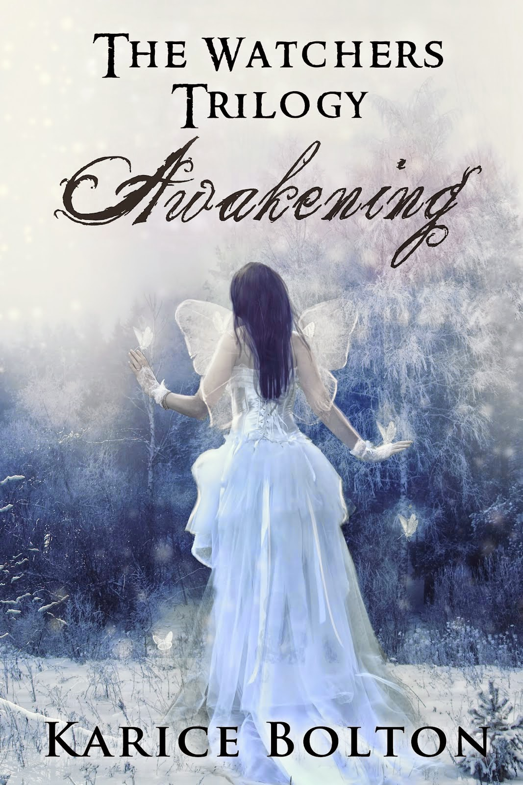 http://www.amazon.com/Awakening-Watchers-Trilogy-Karice-Bolton-ebook/dp/B005R5GX9A/ref=sr_1_1?s=digital-text&ie=UTF8&qid=1419200911&sr=1-1&keywords=awakening+by+karice+bolton