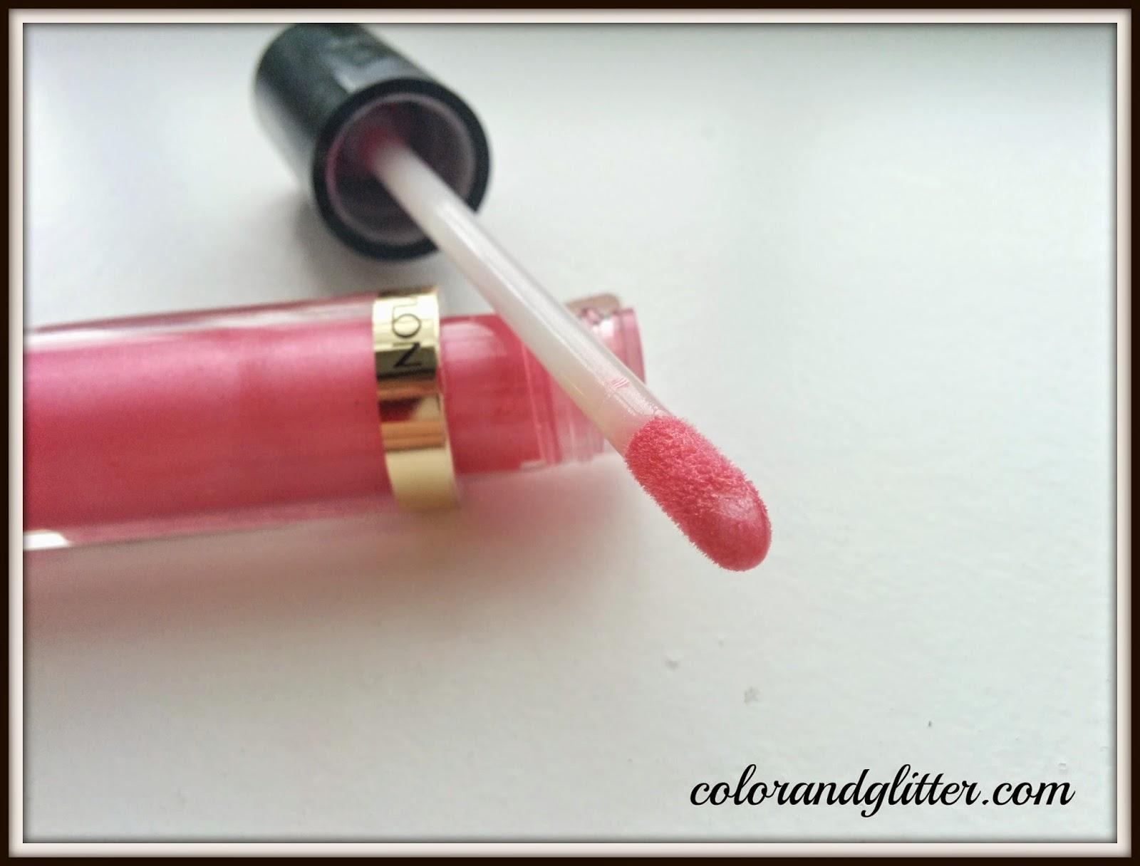 Revlon Super Lustrous Lip Gloss in Pinkissmo