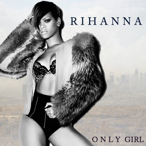 "16)—from the album cover to energetic Top 10 lead single ""Only Girl (In"
