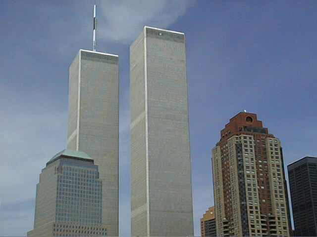 World trade center still save wonderful environment i miss these two