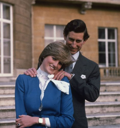 The Marriage of Prince Charles and Lady Diana Spencer (1): The Engagement