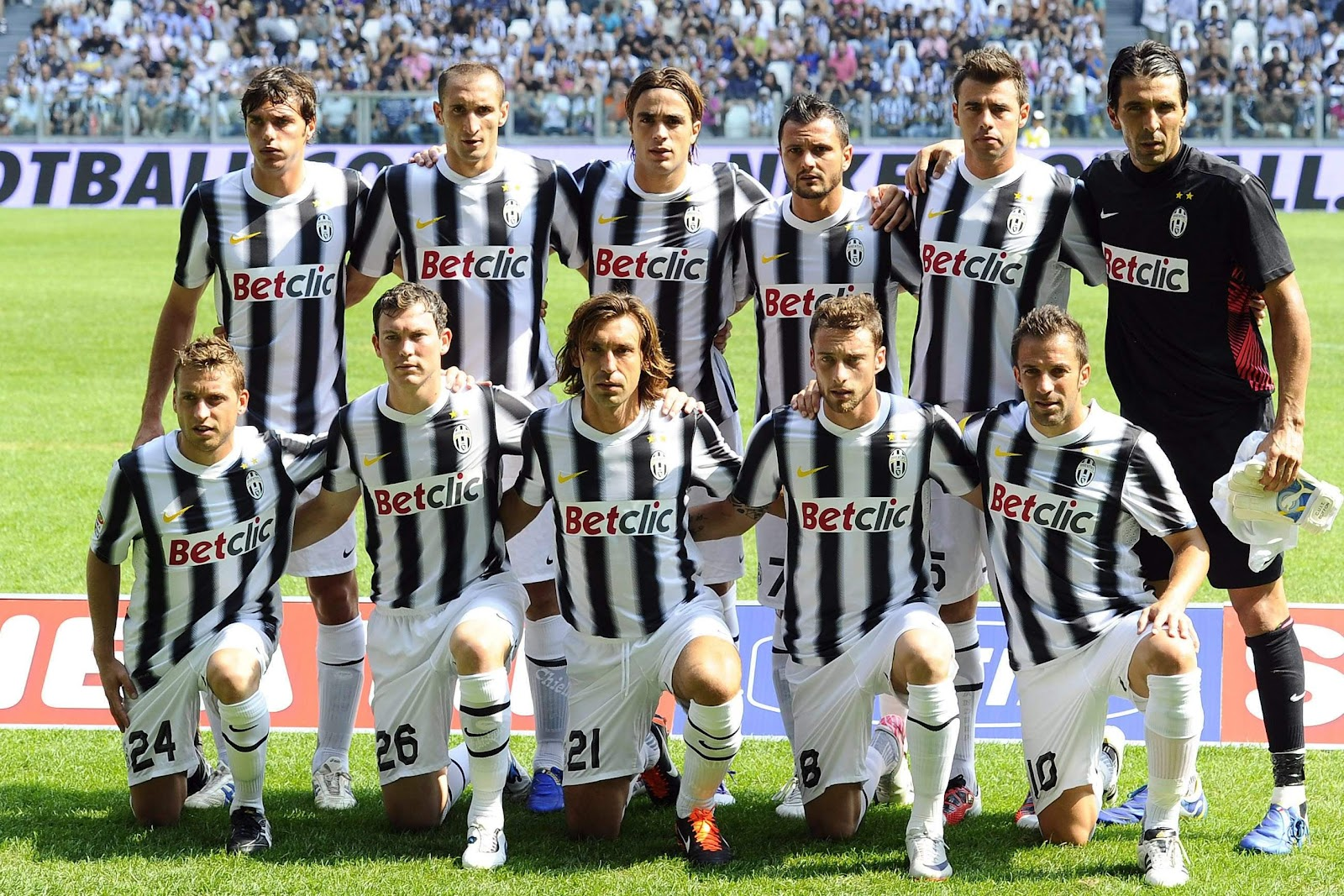 JUVENTUS TURIN, actu du club, stats - Juventus Football Club
