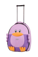 Picture of Samsonite Sammies Dreams - Kids Upright Suitcase, Chick