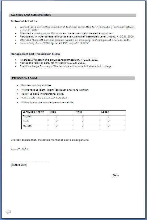 Cover Letter Cv Template For Year Olds Http Cv Cfarkgihow