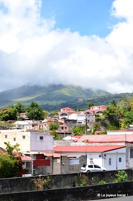 Martinique - Saint Pierre  - Montagne Pelée