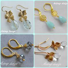 Earrings - smukke øreringe
