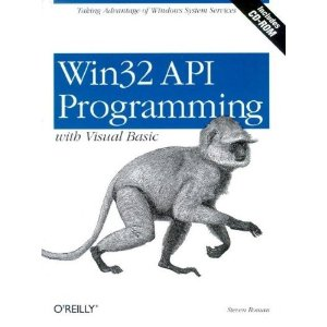 Win32 API Programming with Visual Basic 4th ed cover