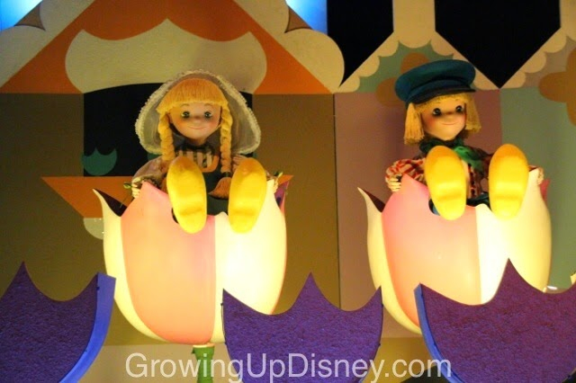 it's a small world, magic kingdom, walt disney world, dutch dolls