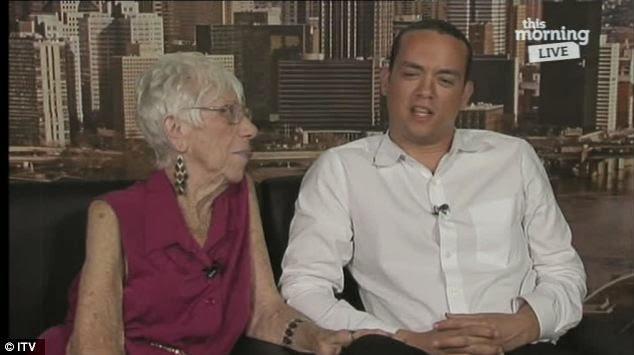 Kyle dating grandmas