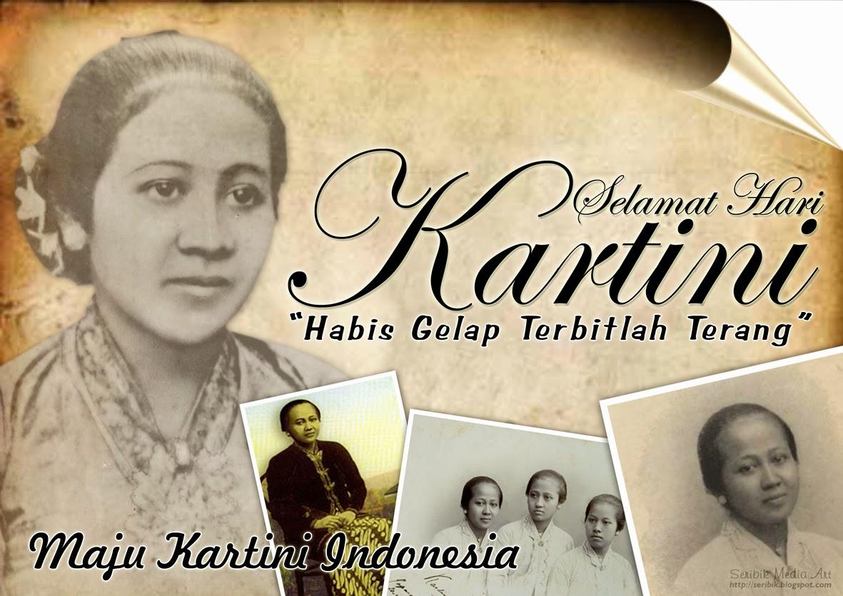 Kumpulan Kata, Puisi dan Gambar DP BBM Bergerak Selamat Hari Kartini