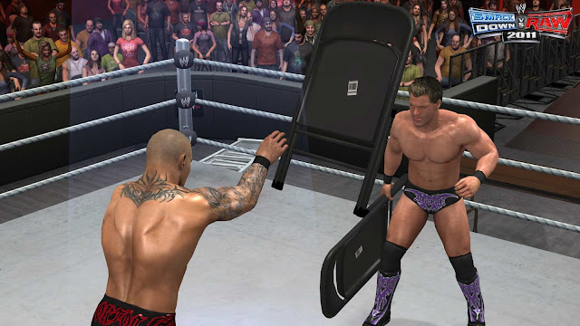 Download Smackdown VS Raw 2011 Highly Compressed File