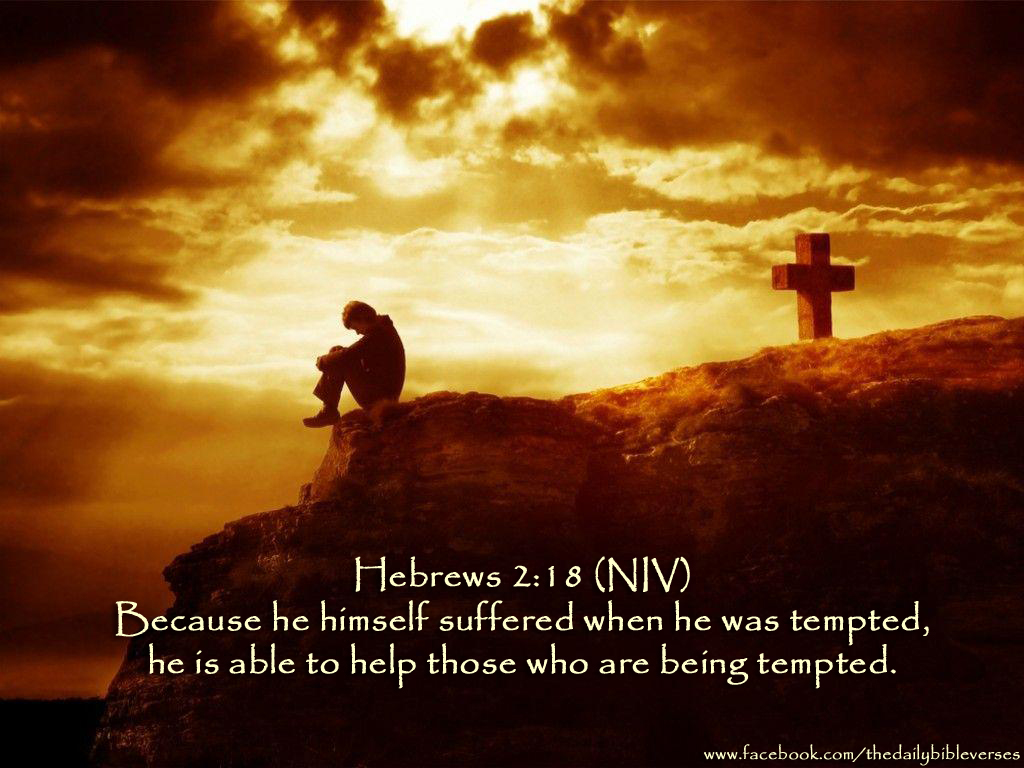Hebrews 2:18
