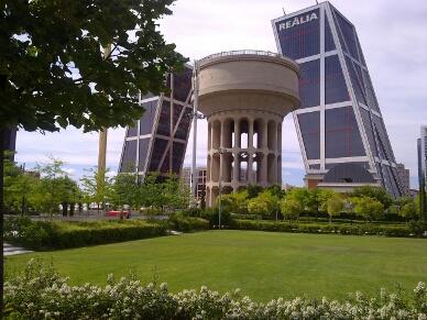 Parque del Canal IV Deposito