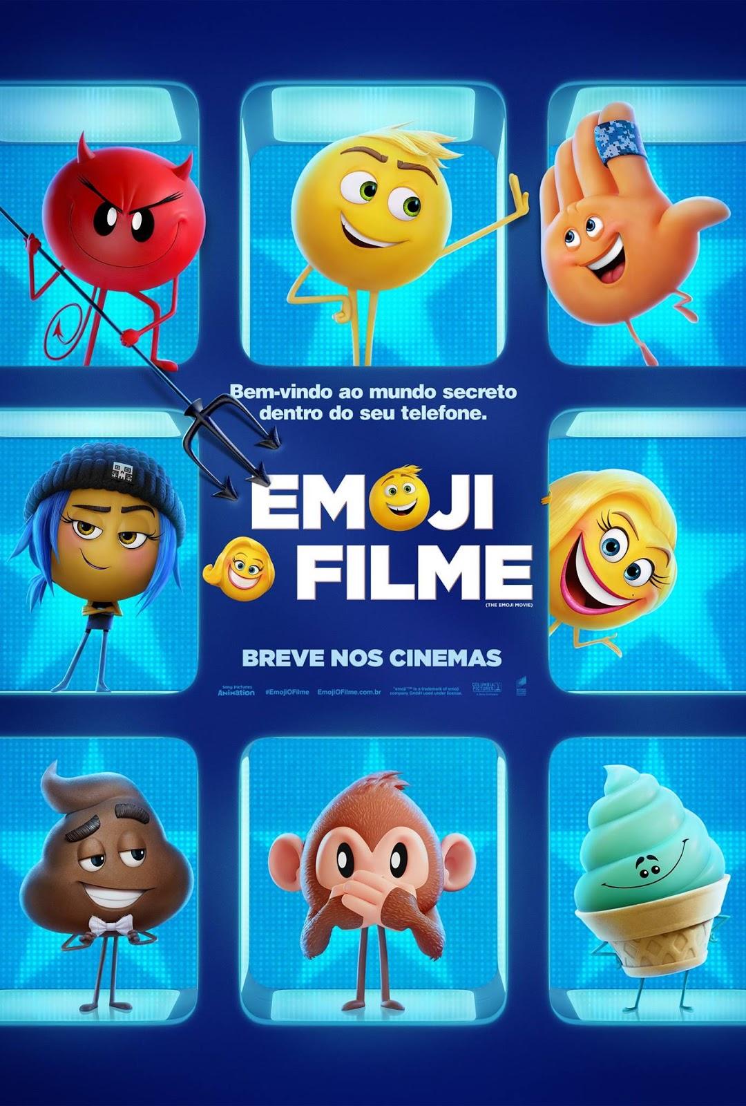 Emoji O Filme 2017 Legendado
