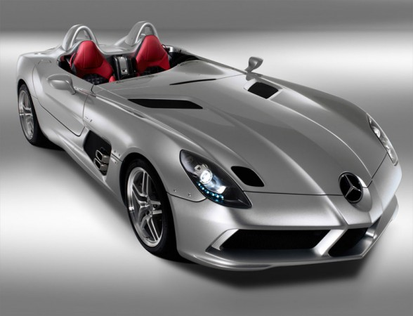 Sports Cars Mercedes Benz Slr