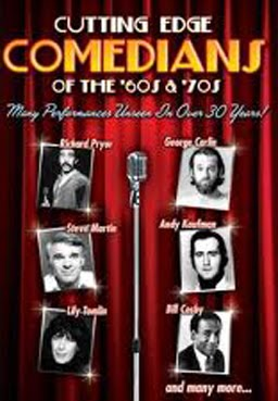 Cutting Edge Comedians of the 60s and 70s (2007)