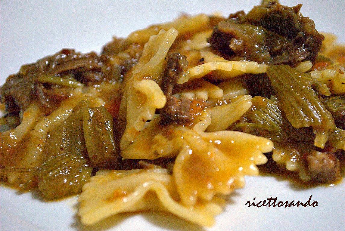 Ricettosando - ricette di cucina : Coda alla vaccinara (Lazio)