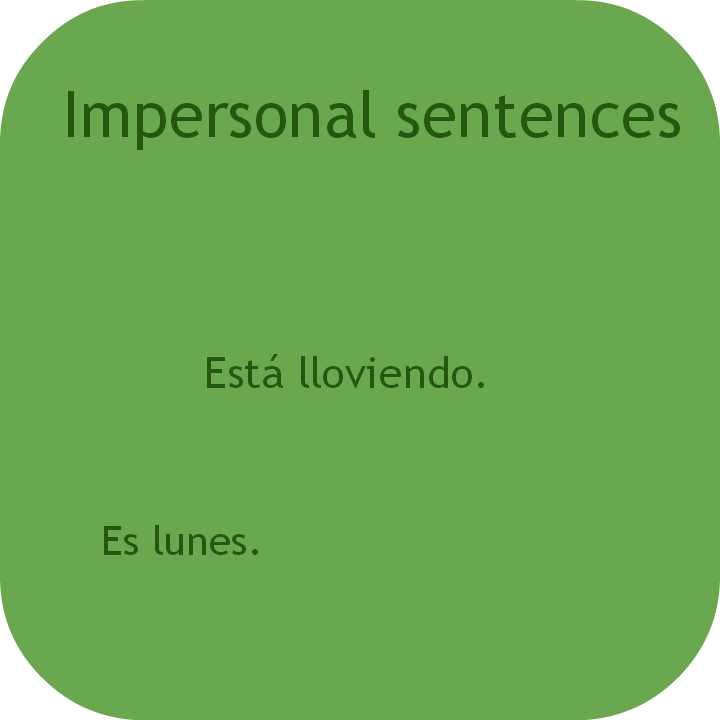 Spanish impersonal sentences. Visit www.soeasyspanish.com