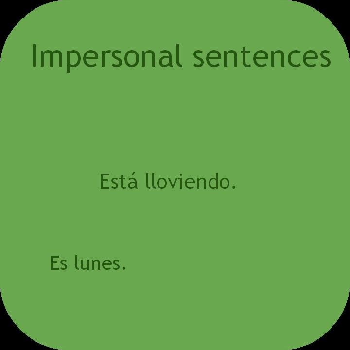 Spanish impersonal sentences. Visit www.soeasyspanish.com
